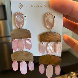 Kendra Scott Limited Edition Emmet Earrings.  NWT